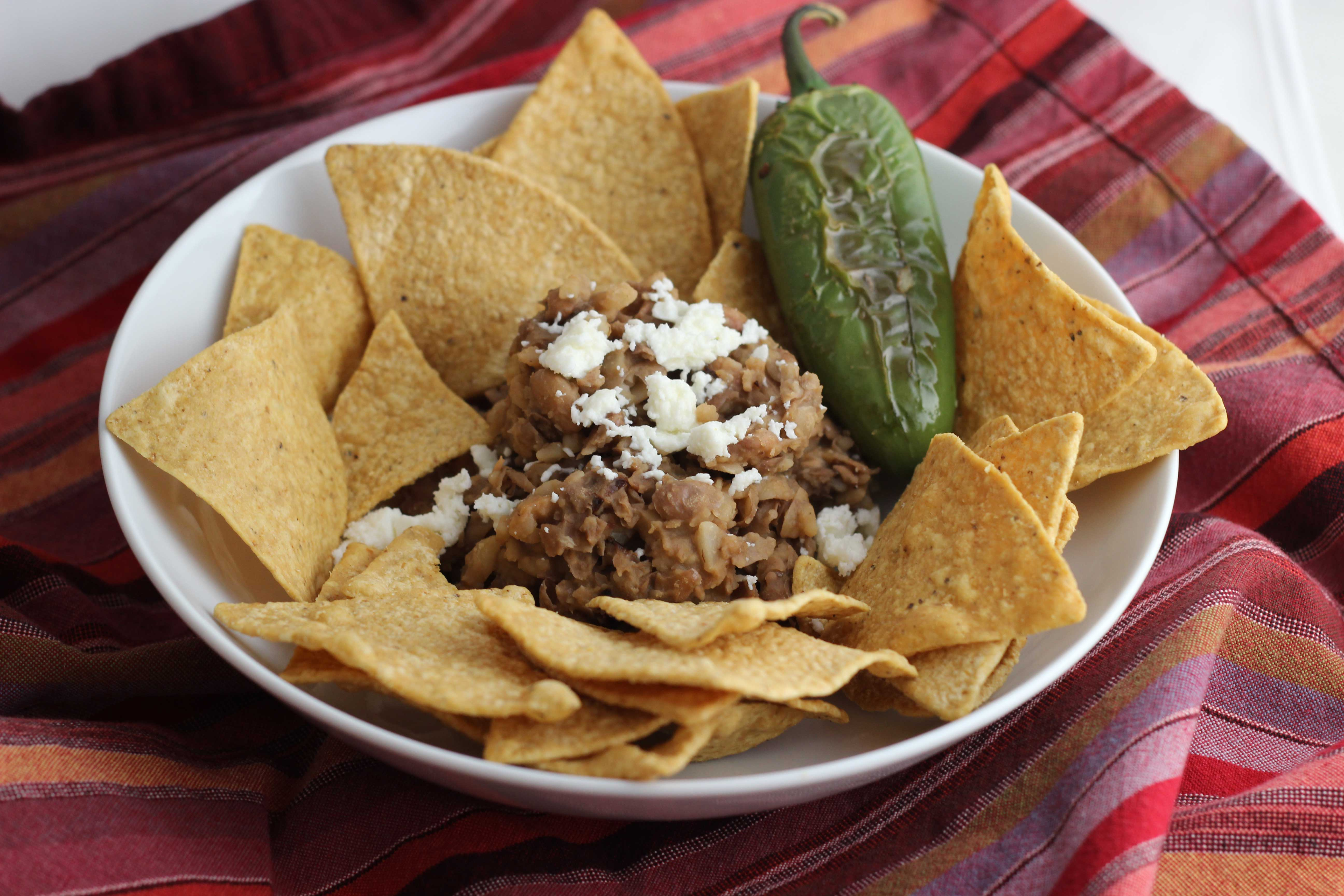 ... beans spicy vegan refried beans refried beans with bacon refried beans